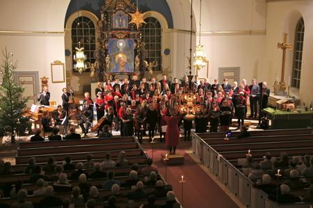 Julkonserten 2013