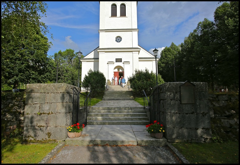 Holmedals kyrka