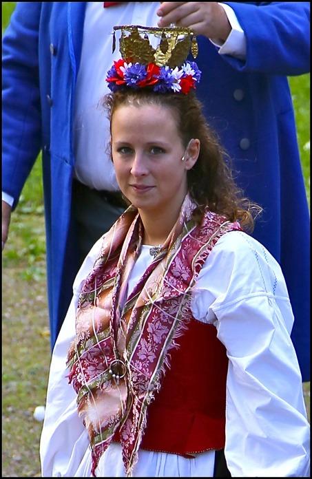 Hanne Hermansson spelade Anna.