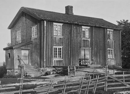 Röse övre Hån. Foto: okänd / Nordmarksstugans fotoarkiv.