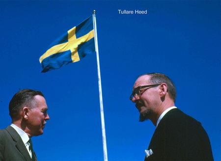Tullare Heed. Foto: okänd / kopia Bengt erlandsson.
