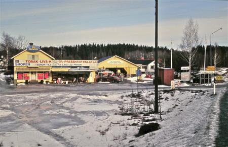 EU-Shopen i Hån. Foto: Bengt Erlandsson