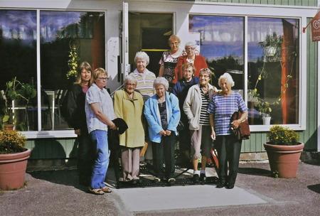 Träff i Hån. Foto: okänd