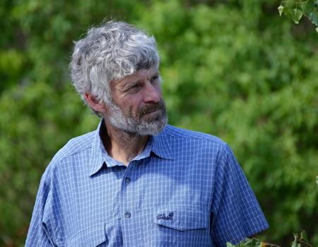 Skidlegenden Thomas Wassberg, född och uppväxt i Lennartsfors.