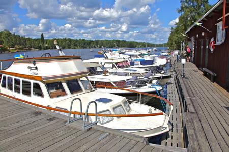 Lennartsfors gästhamn