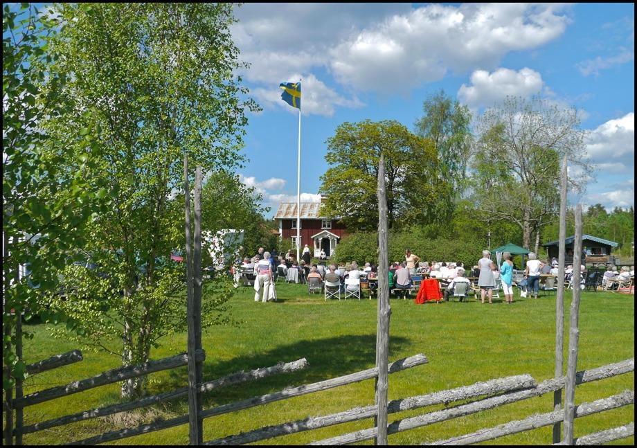 Östervallskogs hembygdsgård