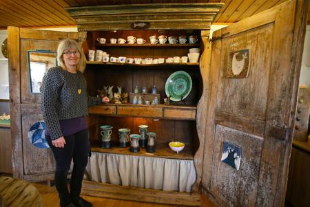 Ylva L Andersson - keramik, bild