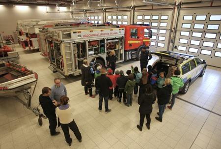 Det startade den 11 maj vid räddningsstationen i Årjäng, där Räddningstjänsten och polisen informerade.