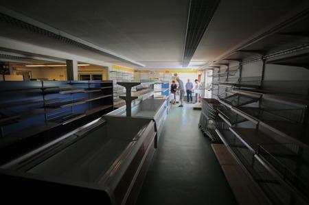 ICA butiken i Hämnäs var tvungen att stänga på grund av för litet kundunderlag.