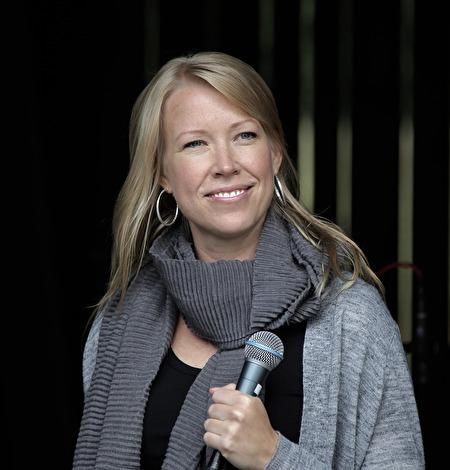 Anette Lövtangen - sångerska av världsklass.