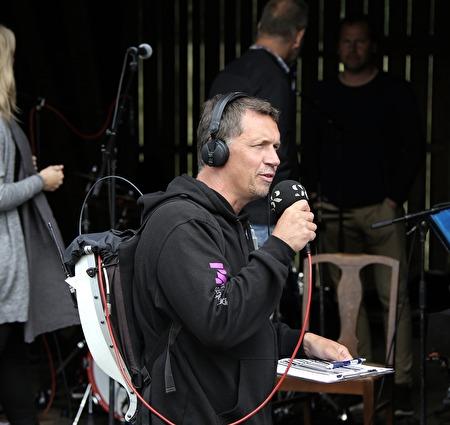 Programledaren Per Larsson
