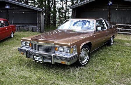 Cadillac Cupé Deville 1979