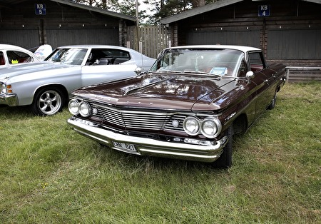 Pontiac Ventura 1960