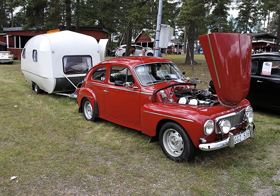 Volvo PV Sport 1966