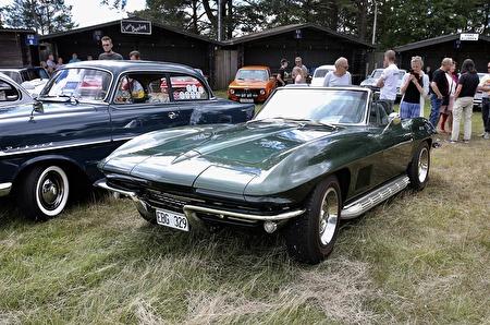 Corvette Sting Ray 1967