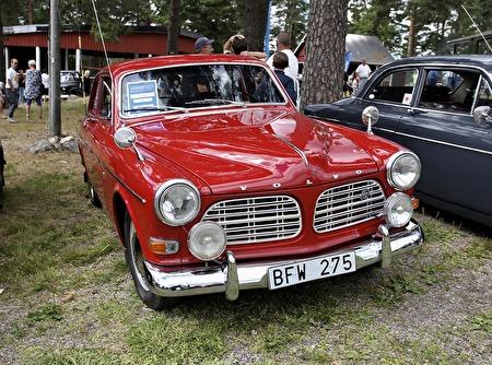 Volvo Amazon 123 1967