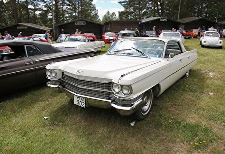 Cadillac Sedan Deville 1963