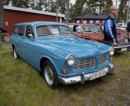 Volvo 121 Combi 1969