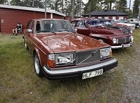 Volvo 264 GI 1975