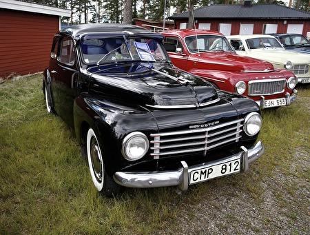 Volvbo PV 444 1953