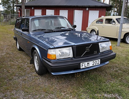 Volvo 245 Turbo 1984