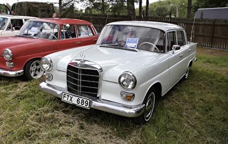 Mercedes 200 D 1968