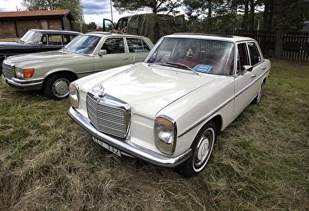 Mercedes 220 D 1972