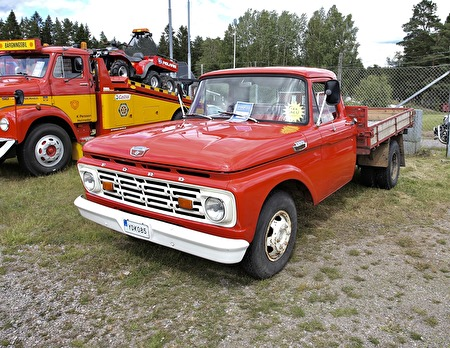 Ford 350 1964