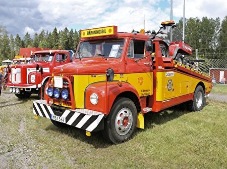 Scania Super 50 1970