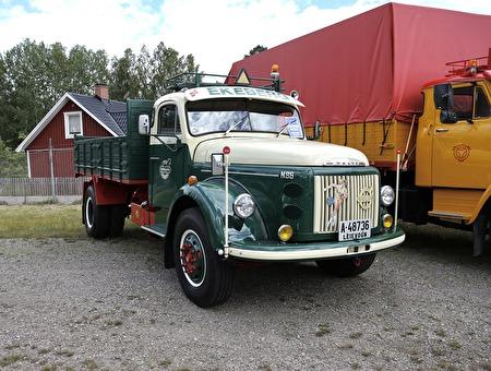Volvo N 86 1967