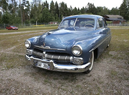 Ford Mercury 1950