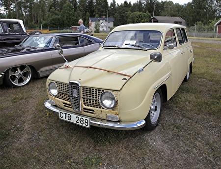 Saab 95 1966