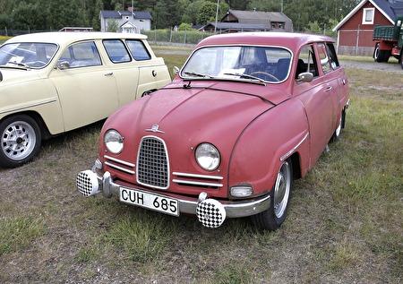 Saab 95 1962