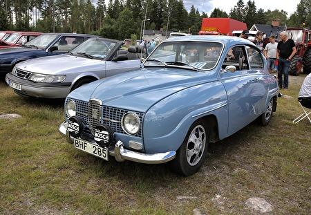 Saab V4 1968