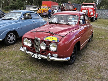 Saab Monte Carlo 1966