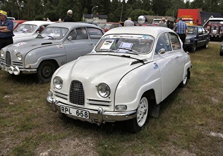 Saab 96 1962
