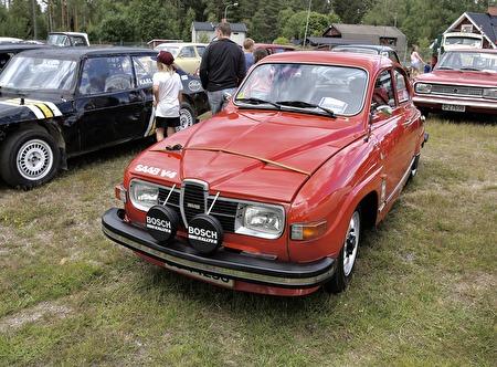 Saab 96 1976