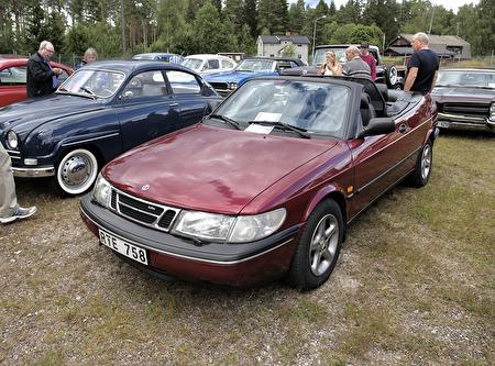 Saab 900 Cab 1995