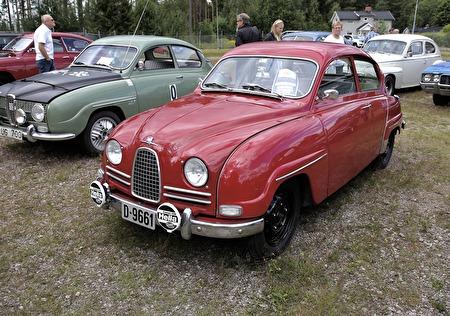 Saab 96 1961