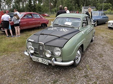 Saab 96 1965
