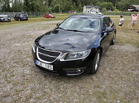 Saab 9.5 2011