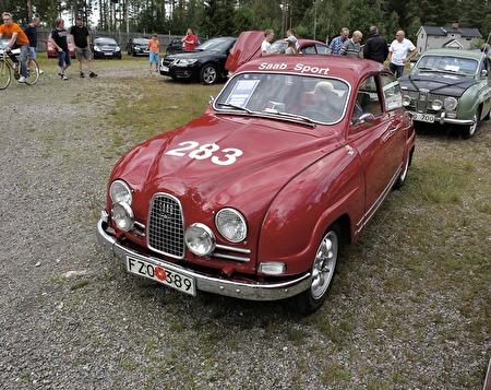 Saab T-sport 1964