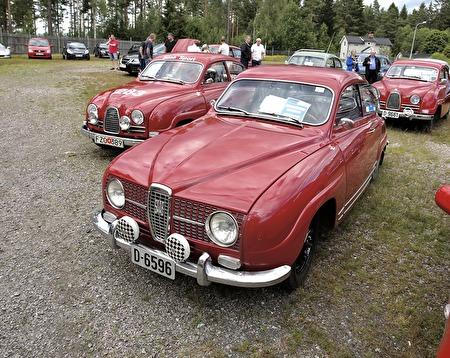Saab 96 Sport 1965