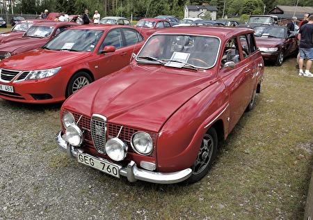 Saab 95 1968