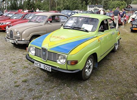 Saab 96 1975