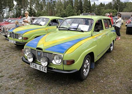 Saab 95 1973
