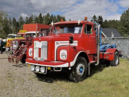 Scania Super 80 1973