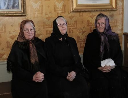 Medlemmar från Kyrkoherdens församling.