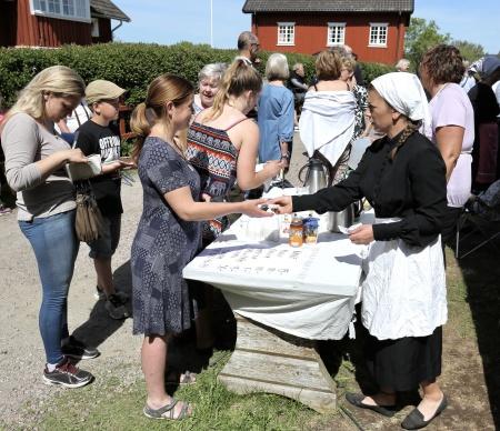 Silbodals Hembygdsförening stod för serveringen.