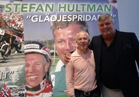Travtränaren Stefan Hultman och Travkusken Örjan Kihlström har skördat många segrar tillsammans.